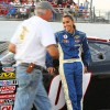 Q&A WITH CASSIE GANNIS, NASCAR WEST DRIVER