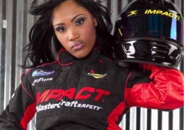 Black Nascar Drivers 75