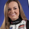 Ashley Freiberg Completes First Star Mazda Test