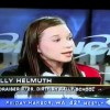 Molly Helmuth was interviewed by her local TV Station