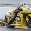 Stoffer guides GEICO Suzuki to semifinal finish in Texas