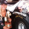 Defending zMax champ Leah Pruett assumes role of underdog