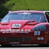 Double Pole and Race Win for Ruman in Mid-Ohio GT-1 Run