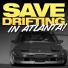 Drifting in Atlanta…