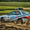 Erika Detota competes in Rally America's STPR