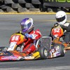 Determination rewards Fabienne with Runner up in Rotax African Open