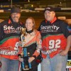 MOLLY HELMUTH RACES TO FIRST LATE-MODEL PODIUM FINISH