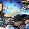 LEILANI TO DRIVE FIRST-EVER RACE CAR ENCOURAGING PLANT BASED DIET