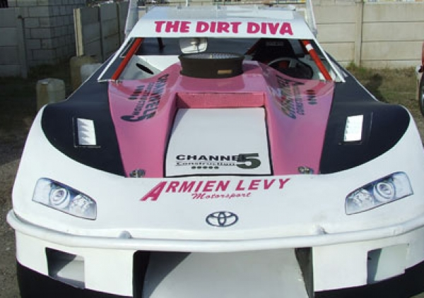 Dirt Diva Racing South Africa Welcome Gail Swart Female Racing