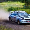Detota and Warren win 2 Wheel Drive at 2013 Rally West Virginia