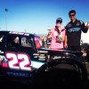 Young Legend Car Driver Lacie Price Looking Forward to 2014