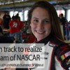 Teen on track to realize her dream of NASCAR
