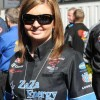 Prepping for Atlanta race, Pro Stock's Erica Enders gets better in Bristol test