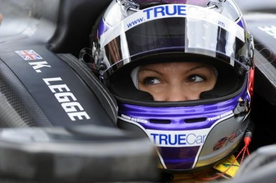 Katherine Legge, IndyCar, Dragon Racing, TrueCar