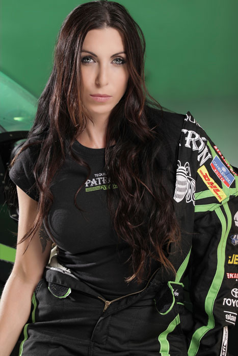 Alexis Dejoria And Tequila Patron Team Make Bristol Nhra