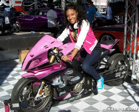Drag Racer Dystany Spurlock To Try For New Bonneville Land ...