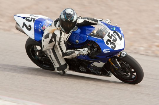 This amazing machine in action! WERA West at Las Vegas April 2012. Photo by Brandon Bones of Studio819