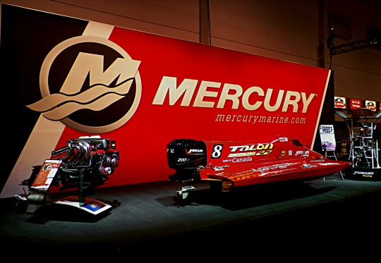 Tammy Wolf, Powerboat, Formula 2, Mercury Boats