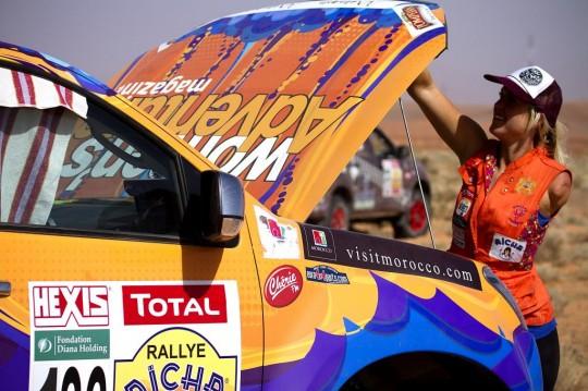 Team Rallye Aicha des Gazelles