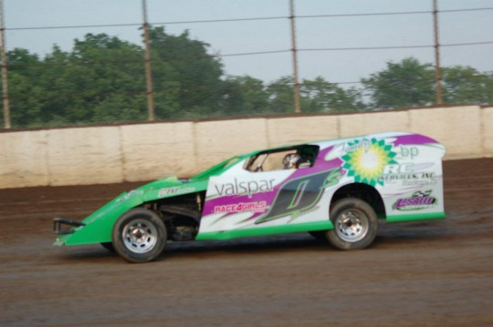 Shannon Mudro UMP Modified
