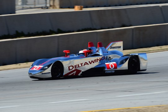 katherine legge tests deltawing