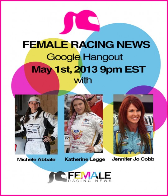 Female Racing News Behind the Helmet