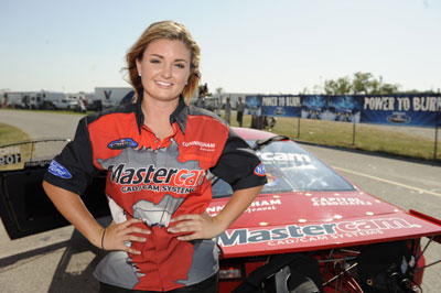 Sports Motorsports Auto Racing Speed Records on Winternationals   Female Racing News   News About Women In Motorsports
