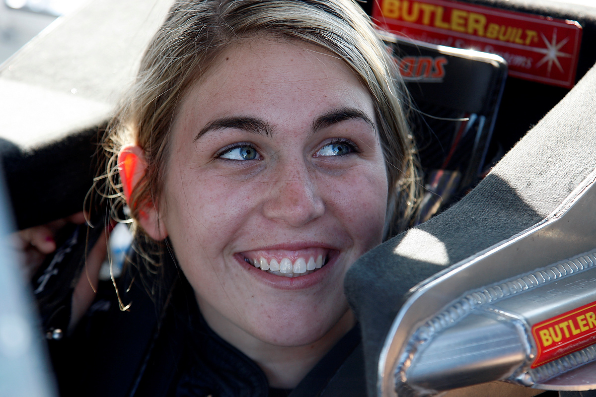 Johanna Long Danica Patrick. Truck Driver Pictures Getting Flashed